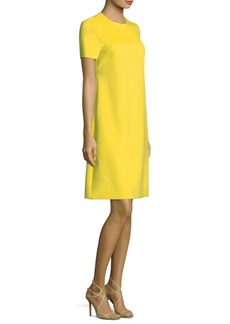Escada Roundneck Dress