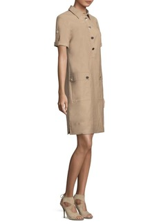 Escada Safari Shirt Dress