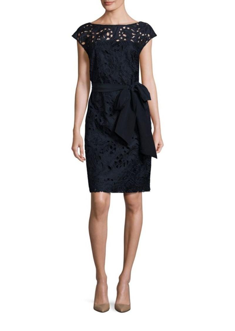 Escada Silk Lace Dress