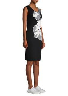 Escada Bodycon Knit Dress