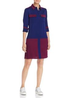 Escada Sport Dinvay Color Block Dress