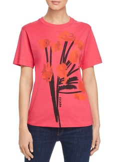 Escada Sport Graphic Cotton Tee