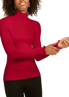 Escada Sport Ribbed Turtleneck Sweater