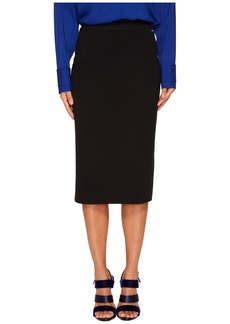 Escada Rorondi Wool Pencil Skirt