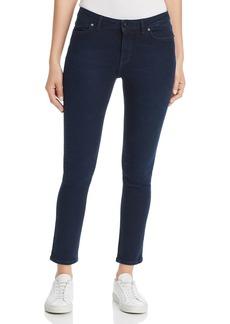 Escada Sport Skinny Ankle Jeans in Dark Blue