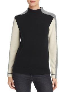 Escada Sport Statice Color Block Sweater