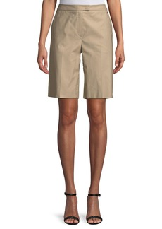Escada Stretch-Cotton Bermuda Shorts