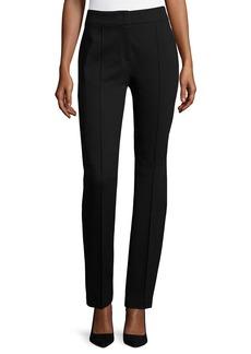Escada Tonisu Jersey Straight-Leg Pants