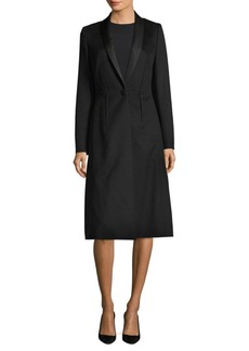 Escada Wool Evening Coat