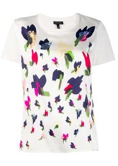 Escada floral print T-shirt
