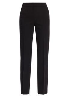 Escada Full-Length Stretch Wool Pants
