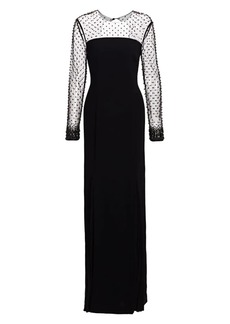 Escada Greha Embellished Gown