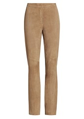 Escada Lakera Suede Pants