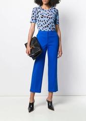 Escada leopard print shirt