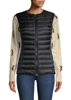 Escada Magisa Washable Down Puffy Vest