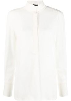 Escada Mandarin collar shirt