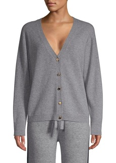 Escada Multi-Button Wool Cardigan