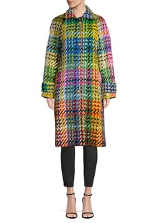 Escada Myrna Multicolor Tweed Jacket