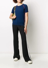 Escada pipe-trim slim-fit T-shirt