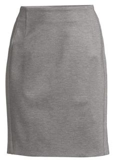 Escada Rakell Punto Milano Pencil Skirt