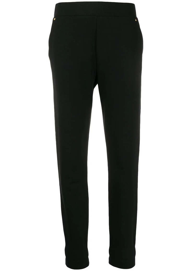 Escada relaxed fit tapered leg trousers