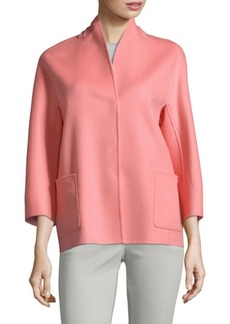 Escada Reversible Doubleface Jacket