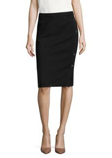 Escada Roga Jersey Skirt