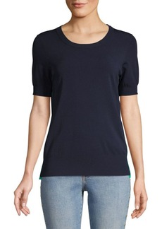 Escada Seleni Side Stripe Tee