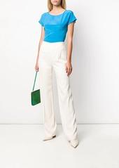 Escada short-sleeved blouse