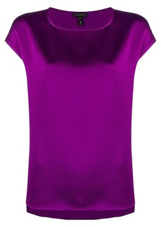 Escada short-sleeved blouse