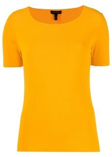 Escada short sleeved knit top
