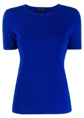 Escada short-sleeved knitted top