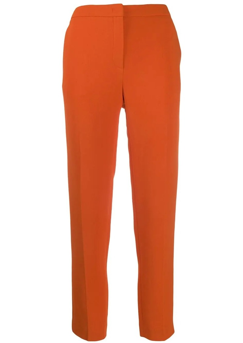 Escada slim-fit cropped trousers