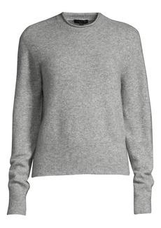 Escada Soffa Cashmere-Blend Knit Sweater