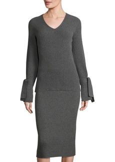 Escada Srowom Cashmere Sweater
