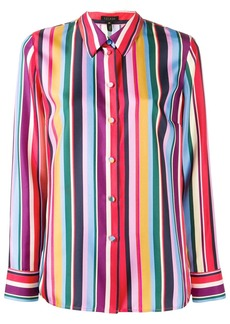 Escada striped pattern shirt