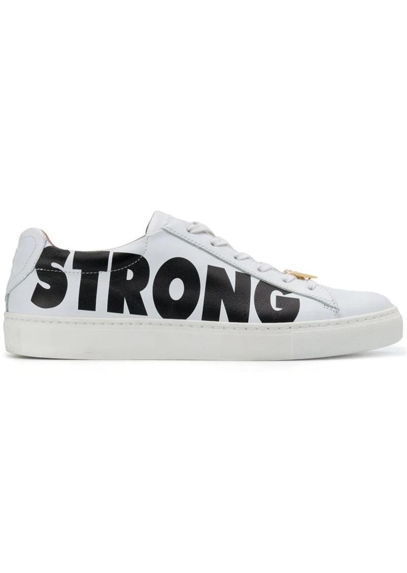 Escada Strong printed sneakers