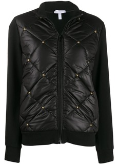 Escada studded quilted jacket