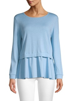 Escada Sventola Layered Top