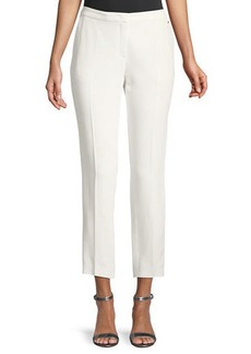 Escada Talassi Straight-Leg Ankle Pants