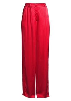 Escada Rita Ora Capsule Talicis Wide-Leg Trousers