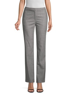 Escada Tamino Houndstooth Pants
