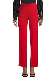 Escada Taminola Stretch Wool Pants