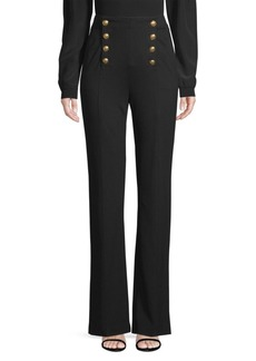 Escada Tarina Jersey Sailor Pants