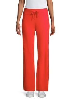 Escada Tostra Wool & Cashmere Knit Pants