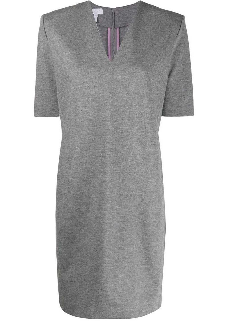 Escada V-neck short dress