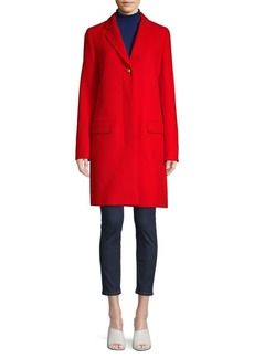 Escada Virgin Wool-Blend Trench Coat