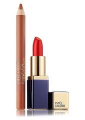 Estée Lauder Long-Wear Liner & Sculpted Lips 2-Piece Gift Set