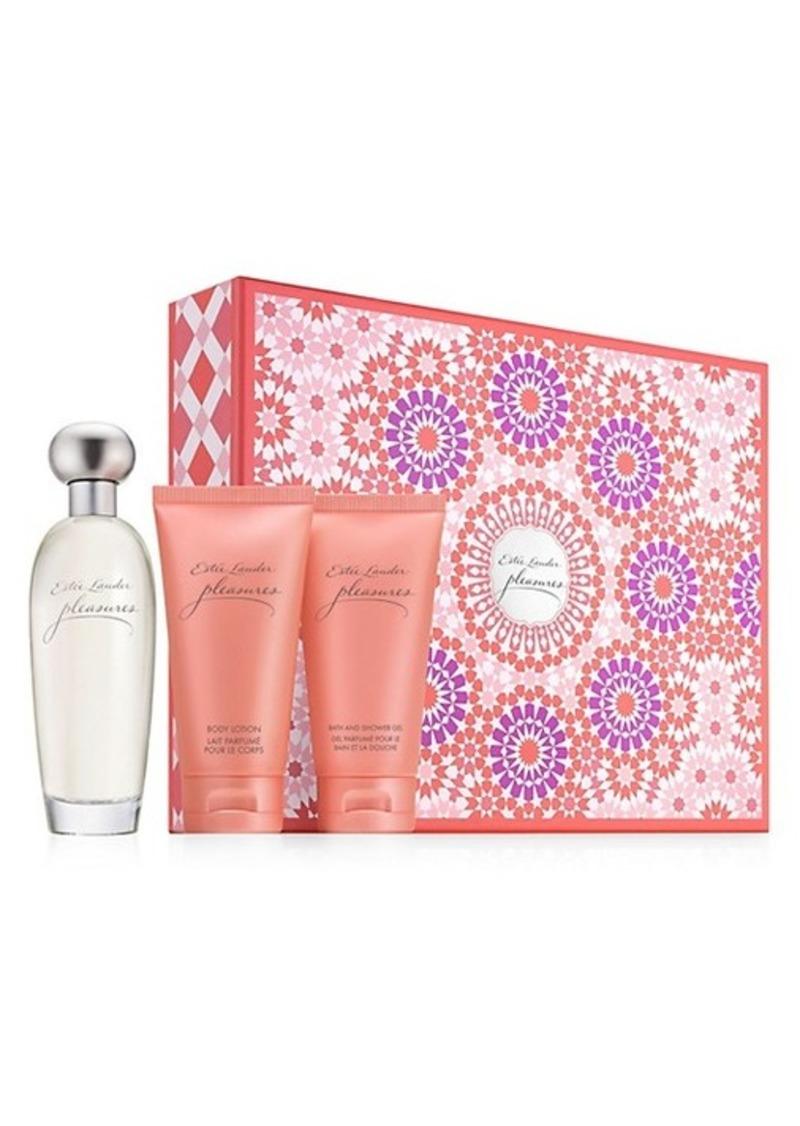 Pleasures 3-Piece Parfum & Body Care Set