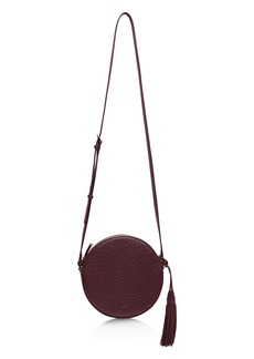 Etienne Aigner Canteen Pebbled Leather Crossbody
